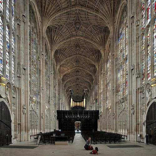 kings college chapel cambridge
