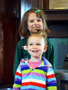toddler with cindy lou who hairstyle