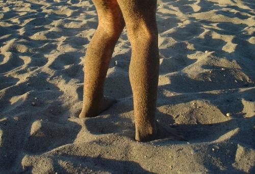 sandy legs