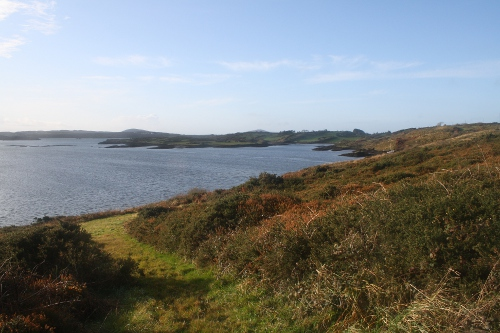 ilen river estuary