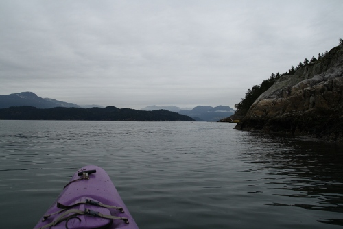 kayaking on christmas day